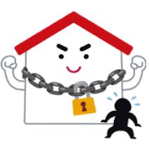 防犯オートロックセキュリティ