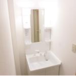 新高円寺10分賃貸マンションフルリノベーション独立洗面台