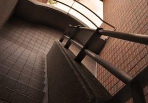 階段 踊り場 防災管理 防火管理 ブログ