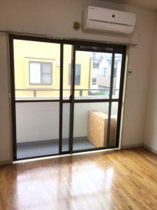 賃貸マンションネオパーク東高円寺掃き出し窓