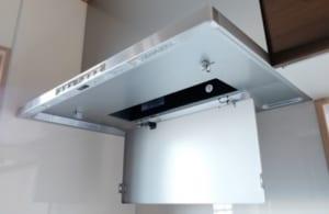 ブログ キッチン 換気扇