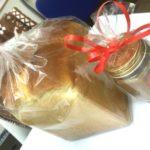 高円寺一本堂食パンとキャラメルクリーム