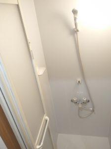 中野区賃貸アパートシェアハウス女性専用1階共用部分シャワー