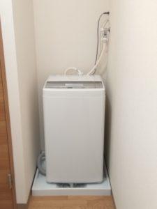 中野区賃貸アパートシェアハウス女性専用1階共用部分洗濯機