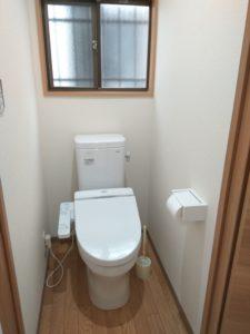 中野区賃貸アパートシェアハウス女性専用1階共用部分トイレ