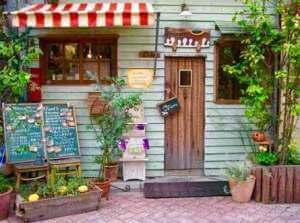 高円寺で女性に人気のカフェハティフナット外観