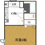 高円寺 賃貸物件 アプレイズ高円寺南 101号室
