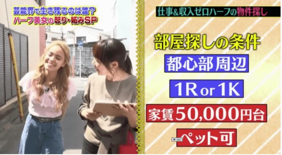 TBS有田哲平の夢なら覚めないで出演しました