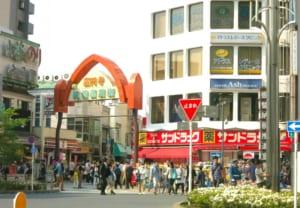 高円寺北口駅前 純情商店街