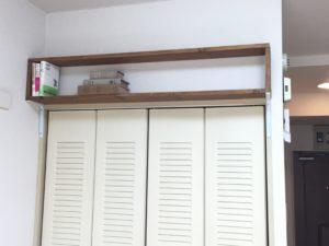 賃貸マンションネオパーク東高円寺かわいい本棚
