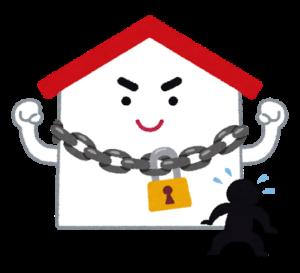家、セキュリティ、防犯
