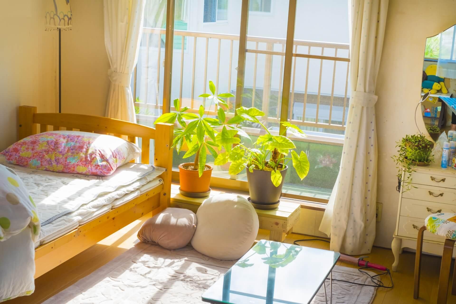 hitorikurashi-room