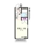 高円寺駅から近い☆お買い物も便利なお部屋☆207号室