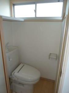 アヴァンセもみじ山 203号室 中野区中野1丁目 賃貸物件 中野駅 トイレ