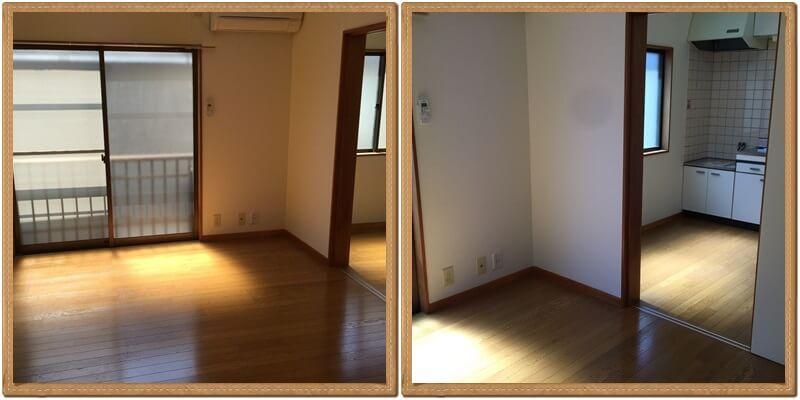 ハウスアイリス賃貸物件201室内写真2枚