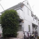 杉並区高円寺南5丁目 荷物の多い女性に嬉しいロフト付 賃貸アパート