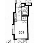 パレトーホー阿佐ヶ谷301号室 杉並区阿佐谷南3丁目 賃貸物件 阿佐ヶ谷駅