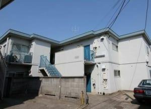 パールハイツ 203号室 杉並区和田1丁目 賃貸物件 東高円寺駅 外観