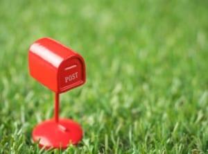 ブログ ポスト 郵便 タイミング アドバイス