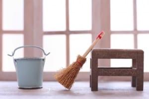 掃除 トイレ 大掃除 一人暮らし