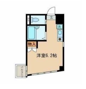 エシール高円寺 402号室 杉並区和田3丁目