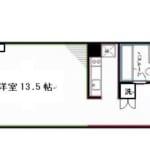 MT COURT 503号室 大和町1丁目 賃貸物件 高円寺駅