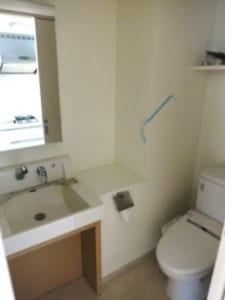 プライマル方南町 0412号室 中野区南台5丁目 賃貸物件 方南町駅 独立洗面台 トイレ