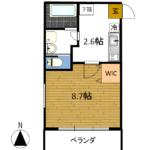 メゾンアルム 201号室 大和町3丁目 賃貸物件 高円寺駅
