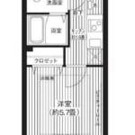 パールマンション鷺宮 202号室 中野区鷺宮3丁目 賃貸物件 鷺ノ宮駅