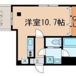 アプリリア 301号室 練馬区中村南2丁目 賃貸物件 都立家政駅