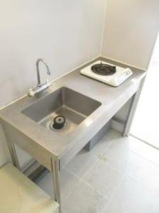 イクスピットイン 203号室 中野区大和町2丁目 賃貸物件 都立家政駅 キッチン