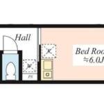 クレア中野野方 103号室 中野区野方3丁目 賃貸物件 野方駅