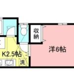 ソレイユ浜田山 201号室 杉並区浜田山1丁目 賃貸物件 西永福駅