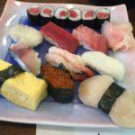 高円寺グルメ人気の寿司屋さん握り寿司