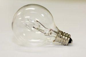 白熱球イメージ写真