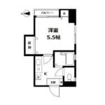 シャトレニシノ 401号室 中野区中央5丁目 賃貸物件 東高円寺駅5分