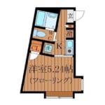 あいロード穂高 302号室 中野区新井1丁目 賃貸物件 中野駅徒歩9分