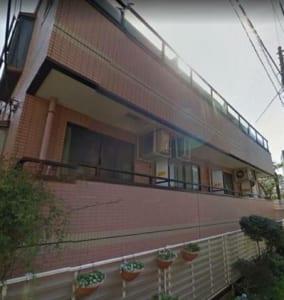 ローレルマンション 301号室 中野区新井1丁目 賃貸物件 中野駅 外観