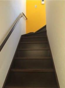 サークルハウス新高円寺 202号室 杉並区堀ノ内3丁目 室内階段