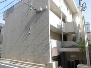 ハイツ蚕糸公園 206号室 杉並区和田3丁目 賃貸物件 東高円寺駅 間取り図