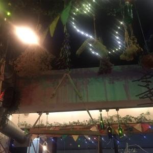 松の木食堂さん@高円寺 店内