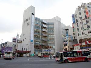 荻窪駅北口バスターミナル