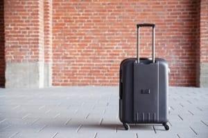 ブログ 旅行かばん 長期休暇