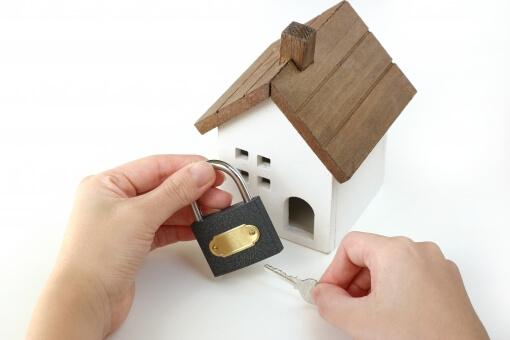 白い家とセキュリティ