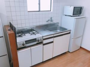 女性限定物件 206号室 中野区大和町2丁目 キッチン