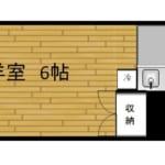 北野方荘 A5号室 中野区丸山2丁目 賃貸物件 野方駅