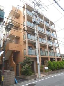 エスタシオン和田 203号室 杉並区和田3丁目 賃貸物件 東高円寺駅 外観