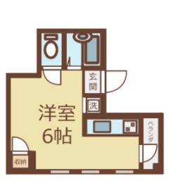 chintai-room irumiriore1
