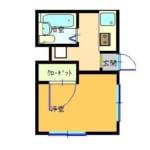 グレースマンション 203号室 野方1丁目 賃貸物件 高円寺12分