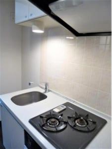 トーシンフェニックス南阿佐ヶ谷弐番館 802号室 杉並区梅里2丁目 賃貸物件 キッチン1